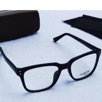 Kacamata Eyeglasses Pria Fachri Shop Transparan