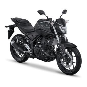 Harga Yamaha Mt25 - Black Storm - Hitam