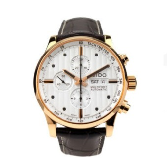 harga Mido Helmsman Men's Machines Automatic Swiss Watches M005.614.36.031.00 - intl Lazada.co.id