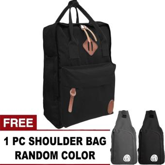 harga Samyang Basic Full Backpack + FREE OREGANO Random Color Shoulder Bag Lazada.co.id