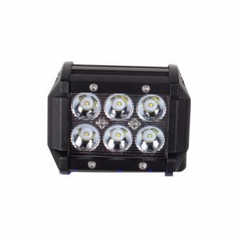 harga Lampu Sorot Worklight Tembak Kabut Led 6 Mata - Lampu Utama Motor Mobil Lazada.co.id