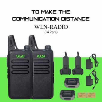 Tabung Lubang Suara Untuk Akustik PTT IPhone. Source · Headset . Source · Harga Terbaru HT WLN Walkie Talkie Two Way Radio (2 Pcs)