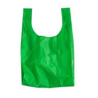 harga Generic Shopping Bag Tas Belanja Lipat Parasut Hijau Tua Lazada.co.id