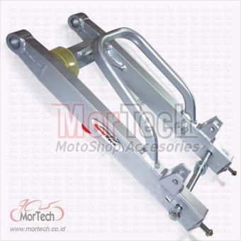 harga Super Track Swing Arm - Lengan Ayun Stabiliser Supra X 125 cc Silver Lazada.co.id