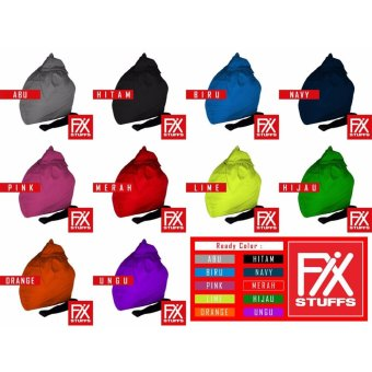Cover helm / sarung helm / tas helm waterproof model serut