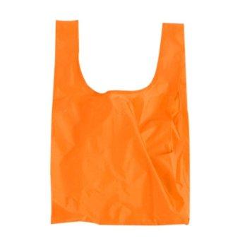 harga Generic Shopping Bag Tas Belanja Lipat Parasut Jingga Lazada.co.id