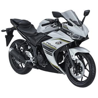 Harga Yamaha R25 - White