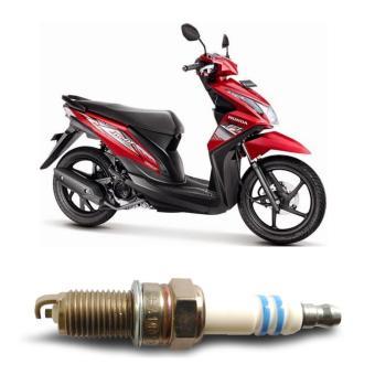 Harga Bosch Busi Sepeda Motor Honda Beat UR5DC - 1 Each - Putih
