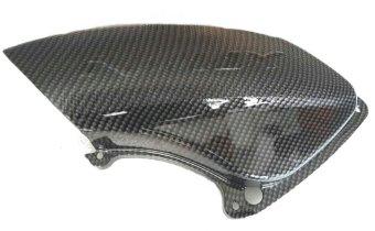 harga Tutup - Cover Air Filter Nmax - Saringan Hawa Udara Yamaha N-Max Motif Carbon Lazada.co.id