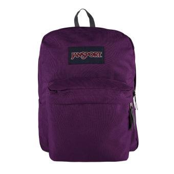harga JanSport Spring Break - Vivid Purple Lazada.co.id