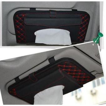 Emyli Universal Car CD Holder dan tempat tissue