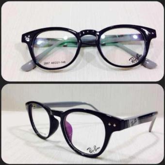 Kacamata Eyeglasses Pria Fachri Brand Blue Grey