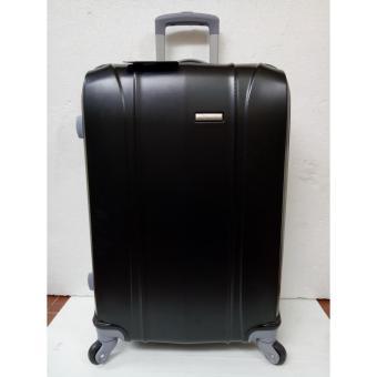 harga Polo Twin-Tas Koper-Hardcase-24inci-Hitam Lazada.co.id