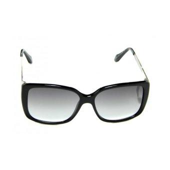 Carolina Herrera Womens Sunglasses SHN004 8Fek Hitam Abu-Abu