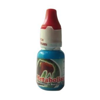 Metabolis merupakan obat untuk mengatasi burung macet gacor