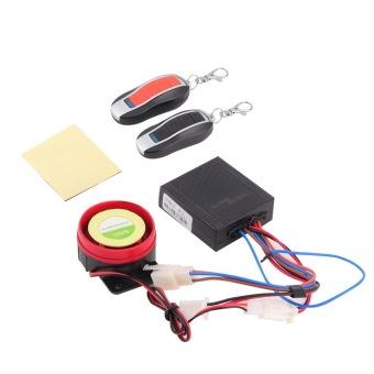 harga Sepeda Oh Sepeda Motor Anti-Pencurian Remote Mengendalikan Sistem Alarm Keamanan Mesin 48V - 64V Lazada.co.id