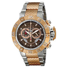 Invicta Men's 80504 Subaqua Analog Display Swiss Quartz Two Tone Watch (Intl)