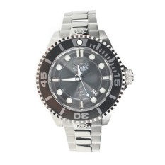 INVICTA Pro Diver Men's Silver Stainless Steel Strap Watch 19800