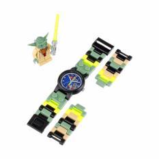 jam tangan anak mainan multifungsi lego