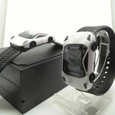 jam tangan anak multifungsi mainan mobil lamborghini