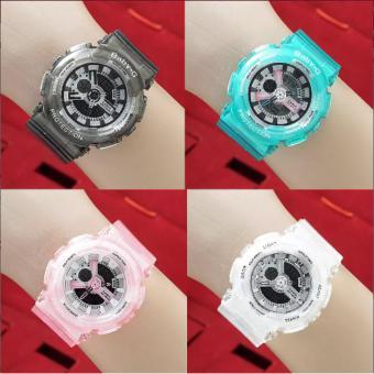 Jam Tangan Casio G-Shock Baby G / Baby-G BGA110 / BGA 110 Transparan