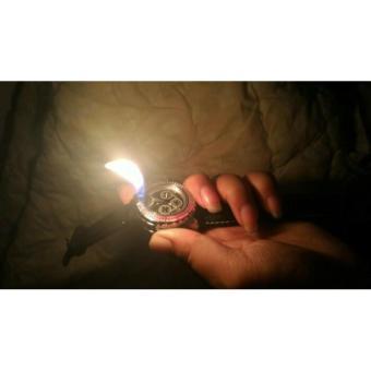 JAM TANGAN KOREK API LAMPU / JAM TANGAN UNIK