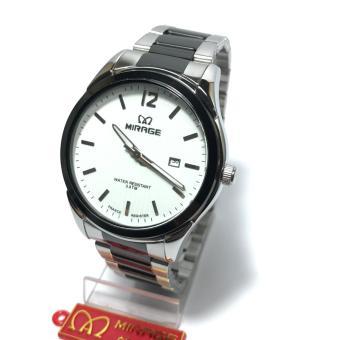 Jam Tangan Pria Mirage M7713BS Original