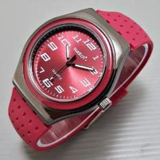 Jam Tangan Sport Digital Wanita Full Colour - Merah