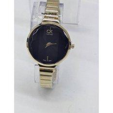 Ck 1109 Dan Source Jam tangan wanita Design Elegant Kaca Prisma .