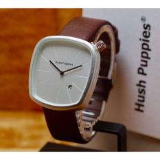 Jam tangan wanita Hush Fashion puppies Tali Kulit BJ221212-OK