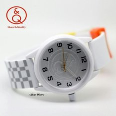 Jam Tangan Wanita QNQ - Rubber Strap