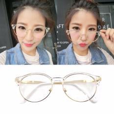 Kacamata Vasckashop - Anne Eyeglasses Transparant