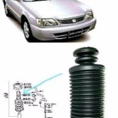 Karet Stopper Penutup Debu Shockbreaker Belakang 1 Pasang - Toyota Soluna Great Corolla - Starlet