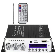 Kentiger V10 Bluetooth Hi-Fi Kelas-D Super Bass Stereo Audio Penguat Tenaga