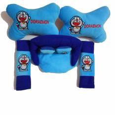 Kharisma Car Set Bantal Mobil Doraemon 3 in 1 (CS3)