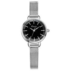 KIMIO Women Fashion Analog Display Quartz Watch Luxury Brand Dress Watches (Black) (Intl)