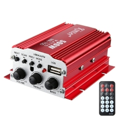 Kinter MA700 FM IR Control FM MP3 USB HiFi Stereo Power Digital Amplifier - intl