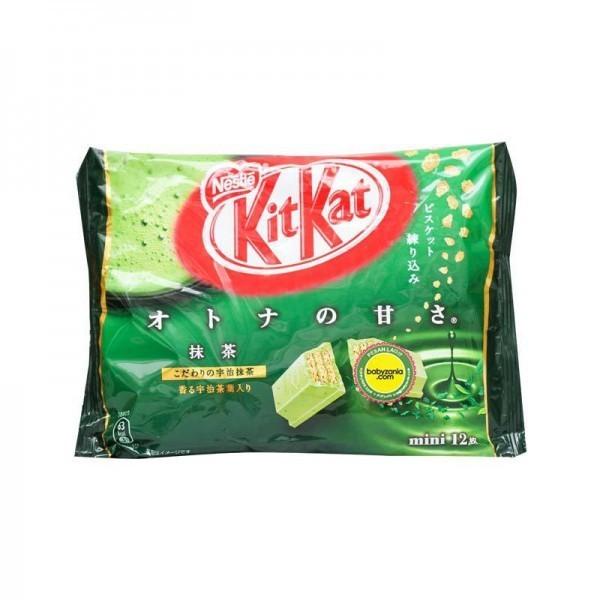 Kitkat Green tea 145g - 2 Pack