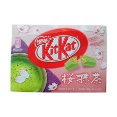 KitKat Mini Sakura Matcha