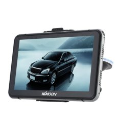 """KKMOON 7"""" HD Touch Screen Portable GPS Navigator 128MB RAM 4GB ROMFM MP3 Video Play Bluetooth Car Entertainment System WithHandwriting Pen + Free Map - Intl"""