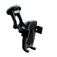 Klikoto Phone Holder / Tempat HP Mobil Universal - Hitam