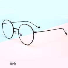 Korea Fashion Style Pria Dan Wanita Anti Radiasi Cahaya Biru Kacamata Minus Kaca Mata