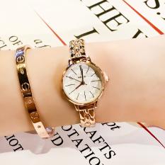 Korea Fashion Style tahan air menonton siswa busana Shi Ying jam jam tangan gelang