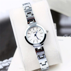 LBW GEDI Simple Diamond Dial Lady Lady Bracelet Watch(white) - Intl