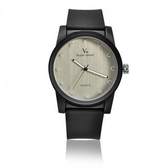 LBW V6 Men's Color Round Ding No Digital Watch(white)