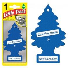 Little Trees Car Freshner - Pengharum Mobil Rasa New Car Scent / Wangi Mobil Baru