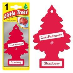 Little Trees Car Freshner - Pengharum Mobil Rasa Strawberry