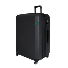 Lojel Rando Zip Expand Koper Hard Case Large/30 Inch [Black]