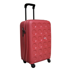 Lojel Vita Koper Hard Case 55 cm/21 Inch - Merah - Gratis Pengiriman JABODETABEK
