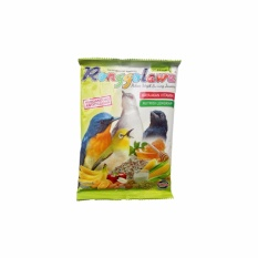 Makanan Burung / Pakan Burung Kicau Ronggolawe Kecil